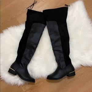 RIA Over the Knee Boots
